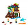 Конструктор LEGO Creator Пляжний будиночок серферів (31118)