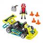 Конструктор Playmobil Action Картинг в кейсе (9322)