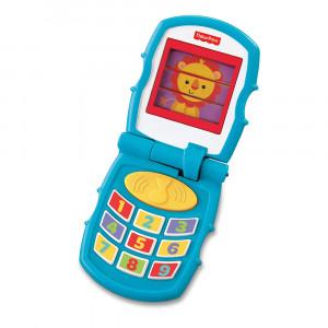 Перший музичний телефон Fisher-Price (Y6979)