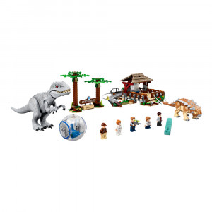 Конструктор LEGO Jurassic World Індомінус Рекс проти Анкілозавра (75941)
