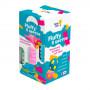 Повітряний пластилін Genio Kids Fluffy 8 кольорів (TA1503)