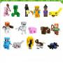 Набор фигурок из игры Minecraft совместимых с LEGO 16 штук